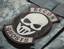 ALLIED COALITION FORCES ODA OPERATOR JUMPSUIT VELCRO PATCH: GRAW GHOST RECON OD