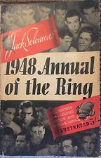 Jack Solomon's 1948 Annual of the Ring by L.N. Bailey