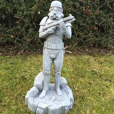 "Star Wars Stormtrooper 16"" Action Figure Garden Ornament New Sale Rogue One"