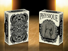 PHYSIQUE BICYCLE DECK OF PLAYING CARDS BY COLLECTABLE & USPCC POKER MAGIC TRICKS