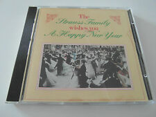 Readers Digest - The Strauss Family New Year (CD Album) Used Very Good