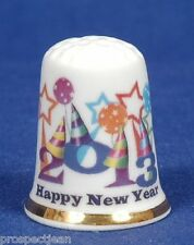Special Offer Happy New Year 2013 China Thimble B/104