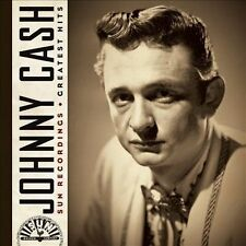 Sun Recordings: Greatest Hits by Johnny Cash (CD, 2012, Time)