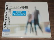 UNOPENED! Japan PROMO issue CD R.E.M. Michael Stipe OBI Around The Sun MORE list