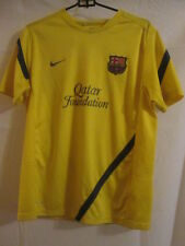 Barcelona 2011 Training Leisure Football Shirt Size Extra large Boys /22356
