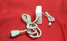 apple 100 - 240 volts ac to 24.5 volts dc 2.65 amp 65w laptop power supply a1021