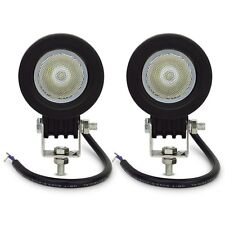 2X CREE 10W LED Work Light Flood offroad 4X4 ATV Boat Truck Motorcycle fog lamp