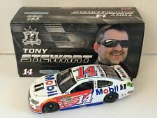 2016 Tony Stewart #14 Mobil 1 - 1:24 Scale HOTO (1777 Made)