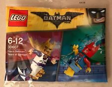 Lego 30607 - Disco Batman/Tears Of Batman Figurines - The Batman Movie