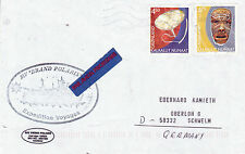 RUSSIA ARCTIC CRUISE SHIP MV BRAND POLARIS A SHIPS CACHED COVER