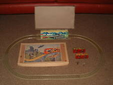 1950 TECHNOFIX NR. 246 GEISTERBAHN (GHOST TRAIN) W/ORIGINAL BOX & CARS WORKING!