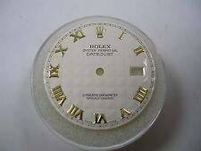 ROLEX DATEJUST 16233 116233 16238 116238 QUADRANTE ORIGINALE PALLA DA GOLF