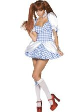 Fever Dorothy Costume Medium UK 12 /14 Wizard Of Oz - Ladies Fancy Dress