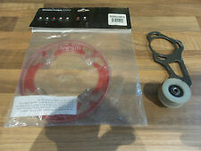 GAMUT P30 TWIN CHAINRING CHAIN DEVICE - ISCG - BRAND NEW IN PACKET BASH GUARD