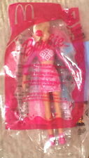 MATTEL 2002 Fashion Photo BARBIE #1 McDonald's Happy Meal Toy New in Package!