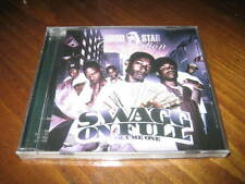Hood Star Compilation Swagg on Full Rap CD - GIC Click Yung Snatch - West Coast