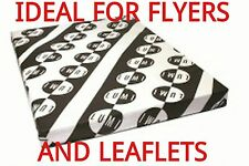 500 feuilles A5 130 gsm lumi SILK 2 côtés papier pour imprimante-laser-digital-litho