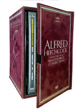 Alfred Hitchcock The Masterpiece Collection, Region 1
