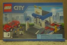 LEGO AUTO SERVICE CENTER - NEW - Car Repair Shop - 60097 City Square