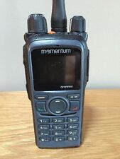 HARRIS Momentum HDP150 Portable Handheld UHF Radio -SDR w/ Integrated GPS