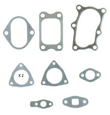TOG SKYLINE R32 R33 R34 RB20 RB25 MULTILAYER STAINLESS STEEL TURBO GASKET KIT