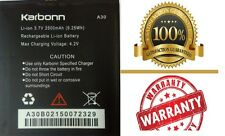 100% Original hi back up Karbon A30 Battery for Karbonn A30 Mobile in 2500mAh