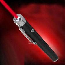 Red Laser Pointer Pen Beam Light 5mW Power Lazer 650nm for Presentation Optimal