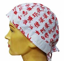 #D1 - CHINESE Zandana Japan Bandana Asia Head Hair Band Bike Handkerschief Scarf