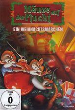 DVD NEU/OVP - Mäuse auf der Flucht - Ein Weihnachtsmärchen