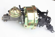 """1964-66 Ford Mustang 7"""" Power Brake Booster, MC pedal linkage 84C ALL NEW PARTS"""
