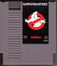 GHOSTBUSTERS with cosmetic flaws ORIGINAL CLASSIC NINTENDO GAME SYSTEM NES HQ