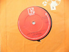 FIVE SPECIAL JUST A FEELING / WHY LEAVE US ALONE electra 12588 N/M........ 45rpm