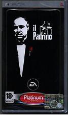 PSP - IL PADRINO - PLATINUM - NUOVO PAL ITA