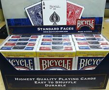 BICYCLE Poker Playing Cards Original 12 Decks, 808 standard