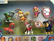 Nickelodeon Paw Patrol Action Pack Rescue Team Zuma Rocky Skye Rubble Marshall