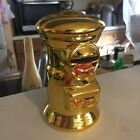 F/S Limited Edition Gold Paint Post Piggy Bank Japan Post Co.Ltd