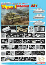 Dragon 6406 1/35 German Tiger I Late Production