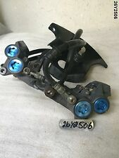 YAMAHA YZF 1000 R1 5JJ 00 - 01 FRONT BRAKE CALIPERS AND LINE  LOT26  26Y2506 - 6