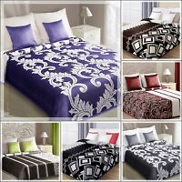 Bedspread Coverlet Bed spreads KING SUPER KING SIZE throw cover DECORATIVE