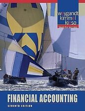 Financial Accounting by Donald E. Kieso, Paul D. Kimmel and Jerry J. Weygandt...