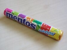 MENTOS CHEWY CANDY RAINBOW VARIOUS FRUITS 37 grams