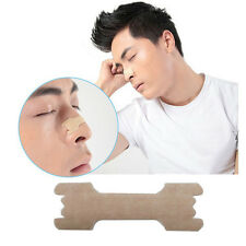 10Pcs Portable Nasal Strips Anti Snoring Sleeping Are Better Than Breath Right