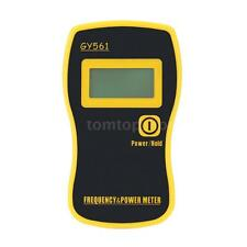 Gy561 Portable Frequency Meter Counter Power Measuring for Two-way Radio 3W90