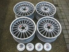 "Genuine 18"" ALPINA rims Classic rims pristine condition E36 E46 E60 E61 E87+"