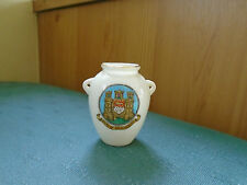 SEAL OF CHICHESTER SUSSEX CREST - YORK URN - GOSS CRESTED CHINA
