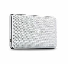 Harman Kardon ESQUIRE MINI portable wireless Bluetooth speaker (WHITE) New!