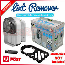Lint Pill Fluff Remover Portable Electric Clothes Fabrics Sweater Fuzz Shaver
