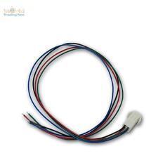 Anschlusskabel für RGB Alu-LED-Lichtleisten mit Buchse
