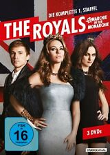 3 DVD-Box ° The Royals - Anarchie in der Monarchie ° Staffel 1 ° NEU & OVP