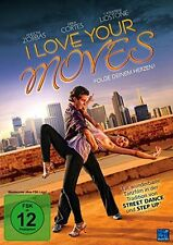 I Love Your Moves (2012) (Blu-Ray) Andoni Zorbas, Erika Cortes, Henri Charr NEW